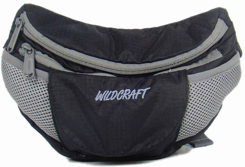 ed1634825d7a Wildcraft Holster Waist Pouch Black - Price in India