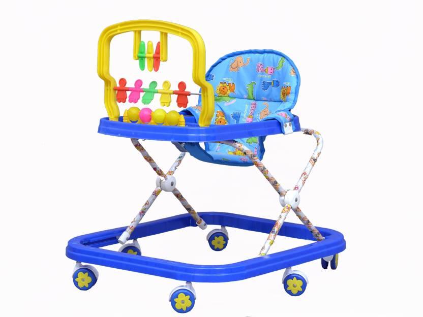 Royal baby adjusting walker