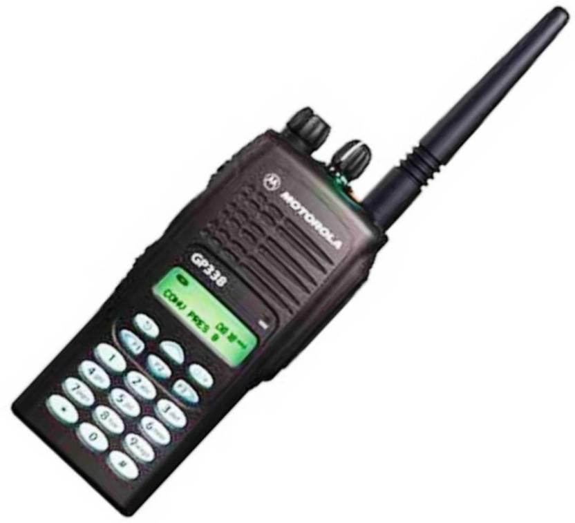 Motorola gp338 walkie talkie price in india buy motorola - Oreillette talkie walkie motorola ...