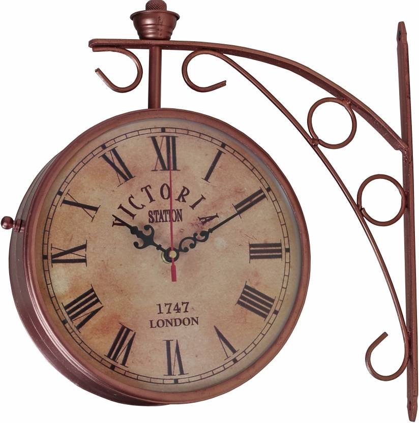 Swagger Analog Wall Clock Price In India Buy Swagger Analog Wall