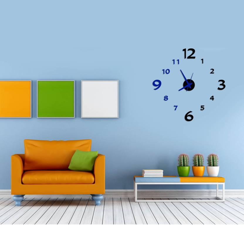 Vibrandz Analog Wall Clock