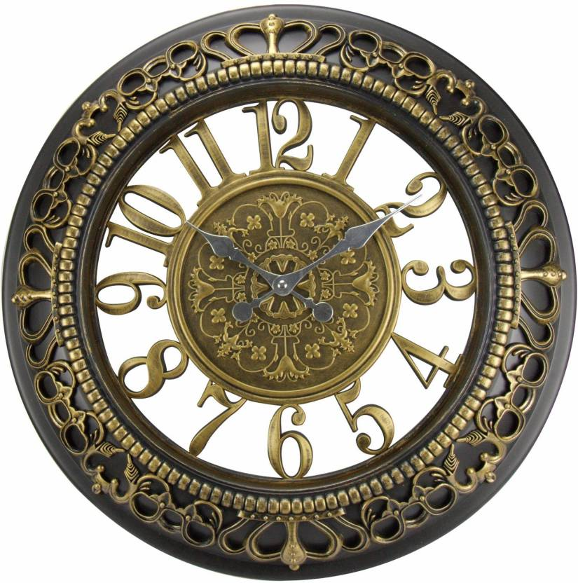 Anni Creations Analog Wall Clock Price In India Buy Anni Creations