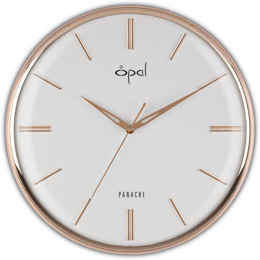 Opal Analog Wall Clock Price In India Buy Opal Analog Wall Clock