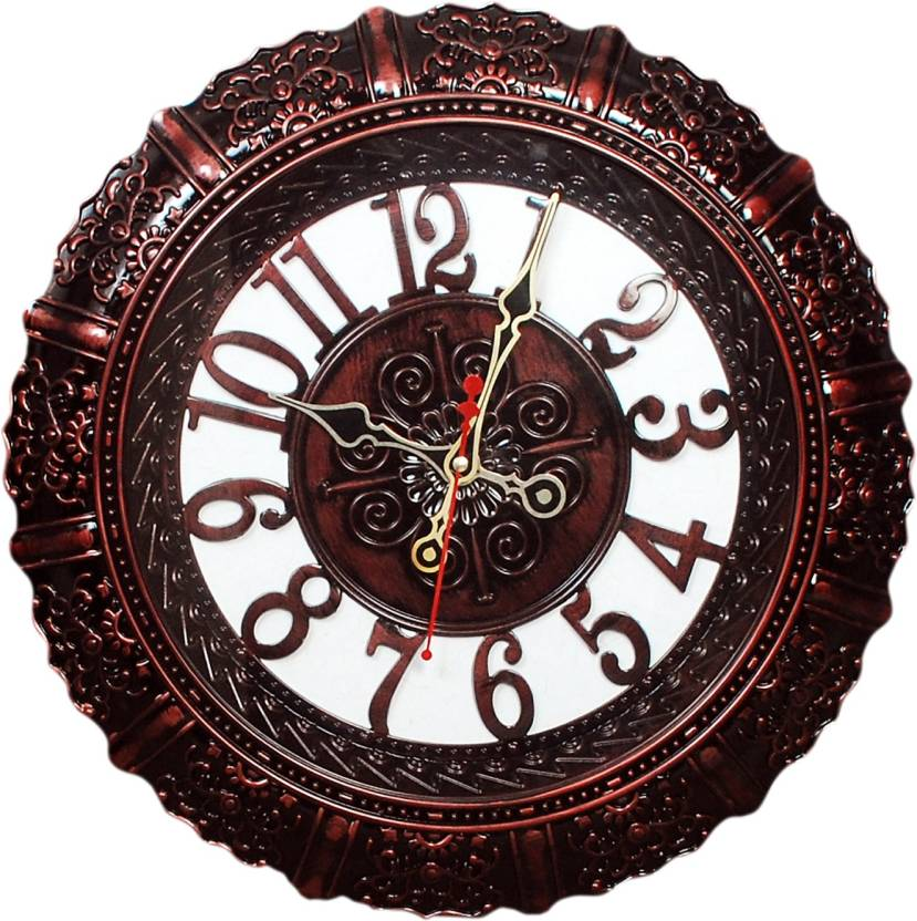 Anjali Analog Wall Clock Price In India Buy Anjali Analog Wall