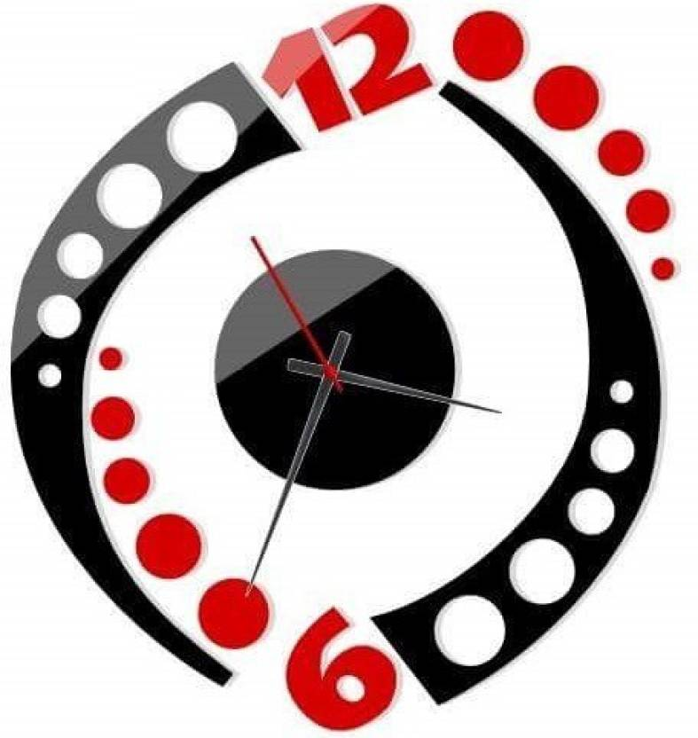 Signature Analog Wall Clock