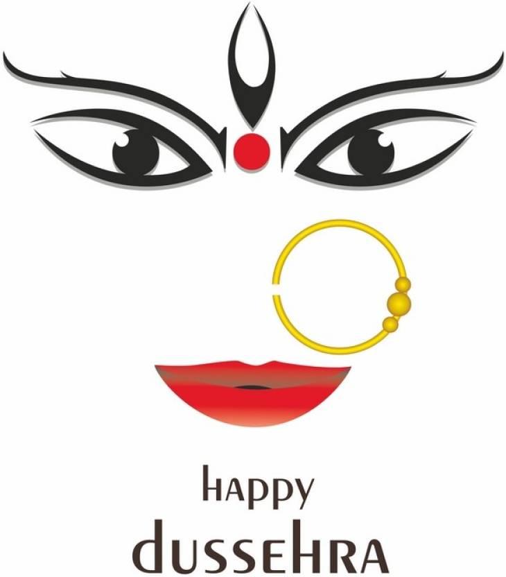 Happy walls Maa Durga/Kali - Happy Dussehra