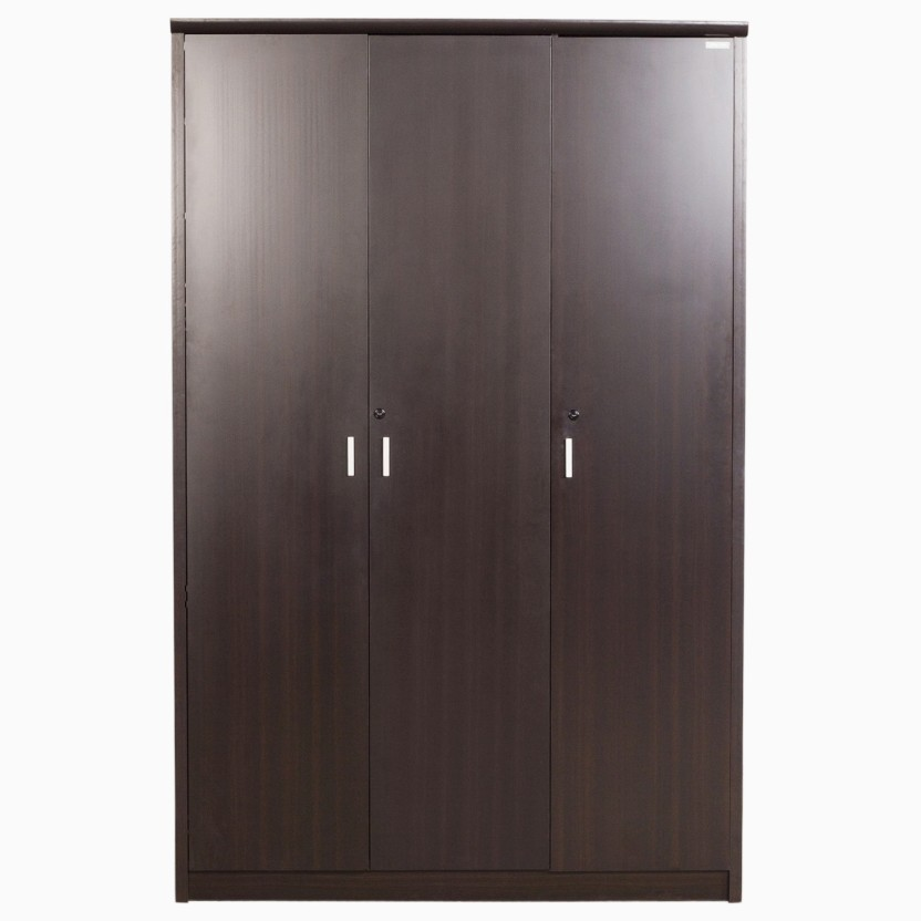 Godrej Interio SUPER MAGNA 3 DR WARDROBE Engineered Wood 3 Door Wardrobe  sc 1 st  Flipkart : magna door - pezcame.com
