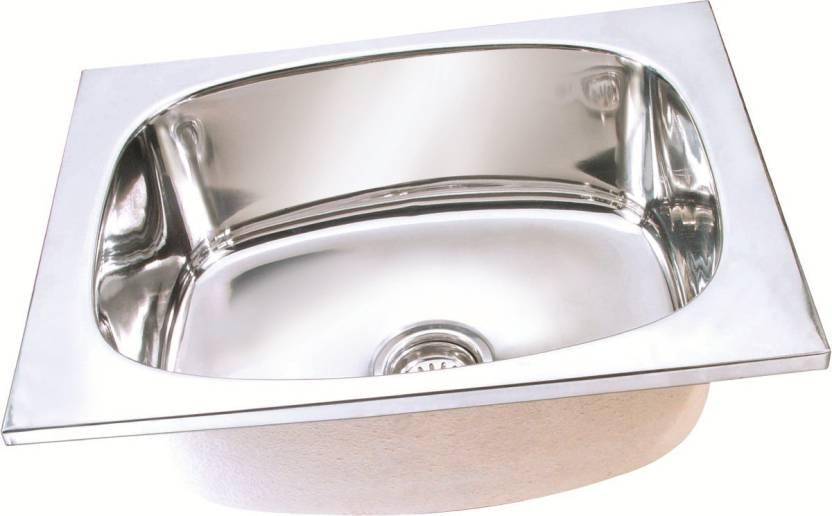 Orange Single Bowl Kitchen Sink 12*15 JNS-121 Orange Single Bowl ...