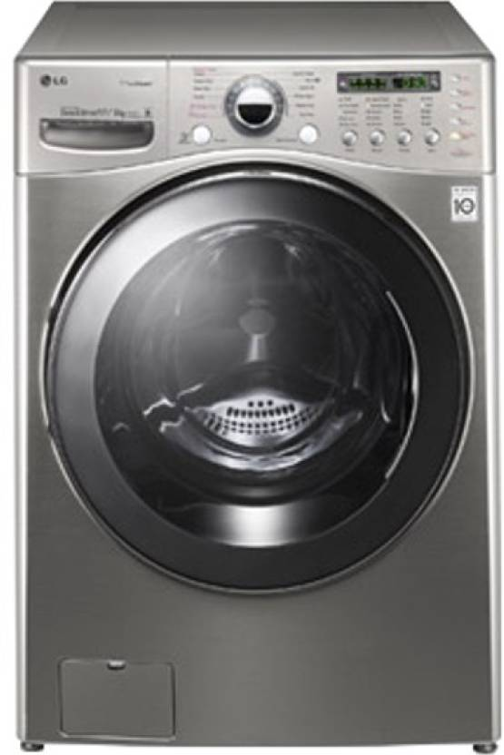 LG 17 kg Fully Automatic Front Load Washer with Dryer
