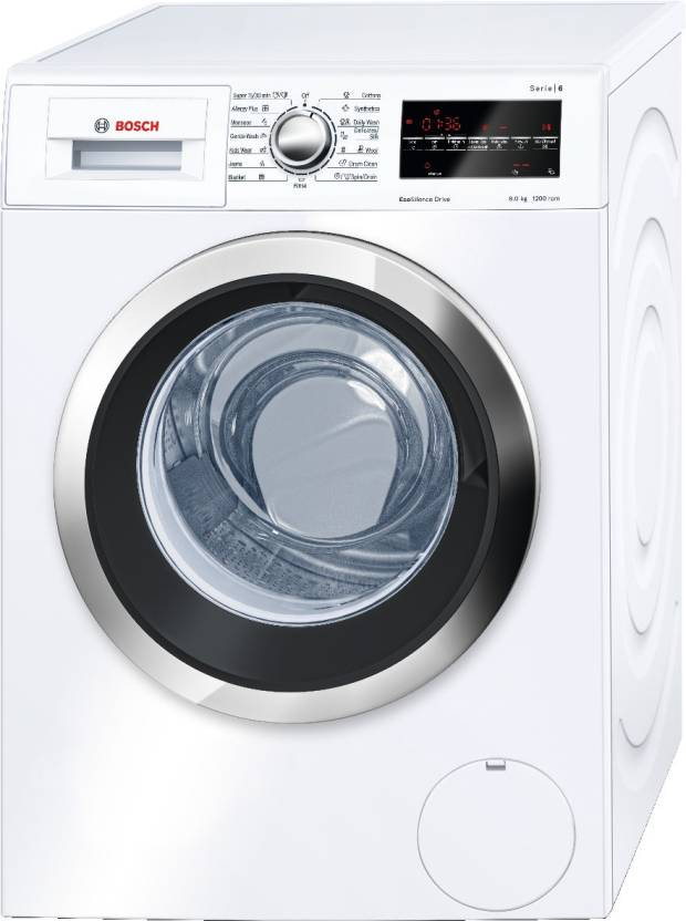 Bosch 8 kg Fully Automatic Front Load Washing Machine