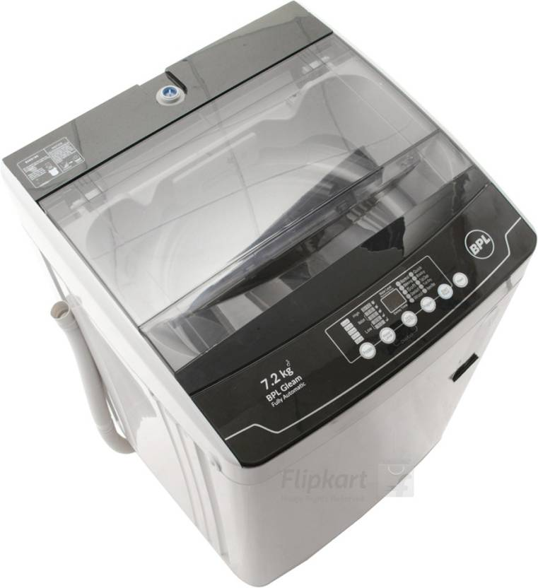 BPL 7.2 kg Fully Automatic Top Load Washing Machine