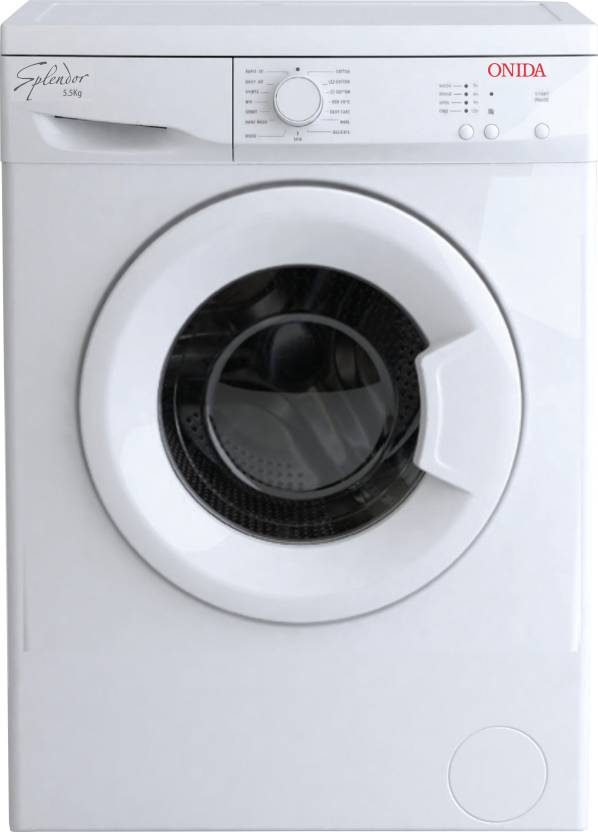 Onida 5.5 kg Fully Automatic Front Load Washing Machine  (WOF5508NW)