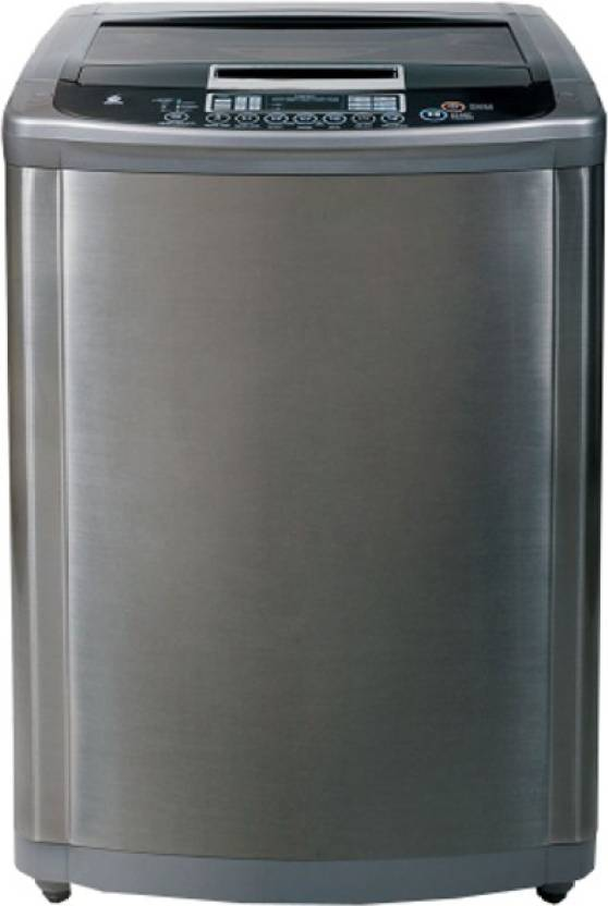 LG 7 kg Fully Automatic Top Load Washing Machine (T8067TEELR)