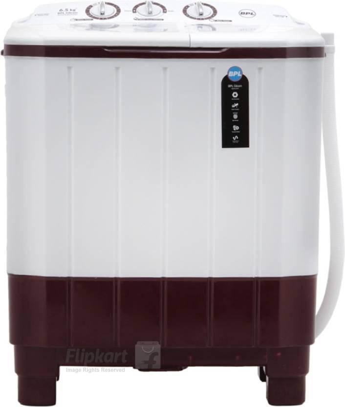 BPL 6.5 kg Semi Automatic Top Load Washing Machine