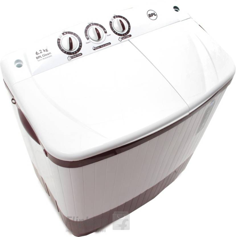 BPL 6.5 kg Semi Automatic Top Load Washing Machine- Just Rs.6,790 + Upto Rs. 2000 off on Exchange By Flipkart | BPL 6.5 kg Semi Automatic Top Load Washing Machine  (BSATL65N1) @ Rs.6,789
