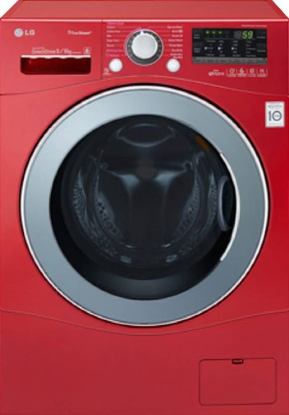 LG 9 kg Fully Automatic Front Load Washer with Dryer