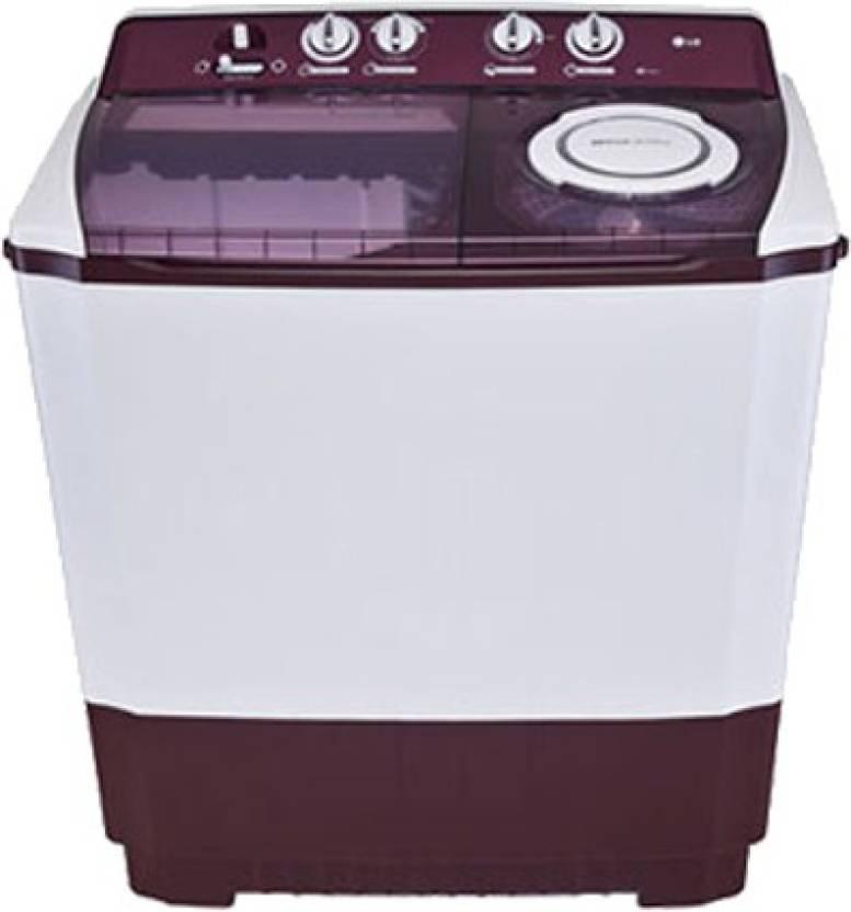 LG 9.5 Kg 1515R3SA Semi-Automatic Top Load Washing Machi...