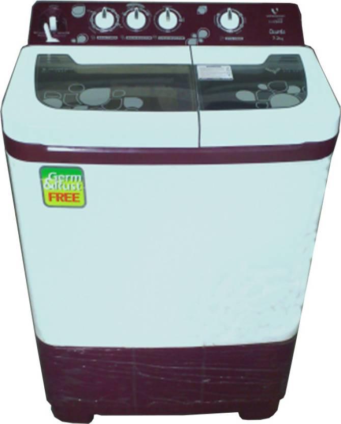 Videocon 7.3 kg Semi Automatic Top Load Washing Machine