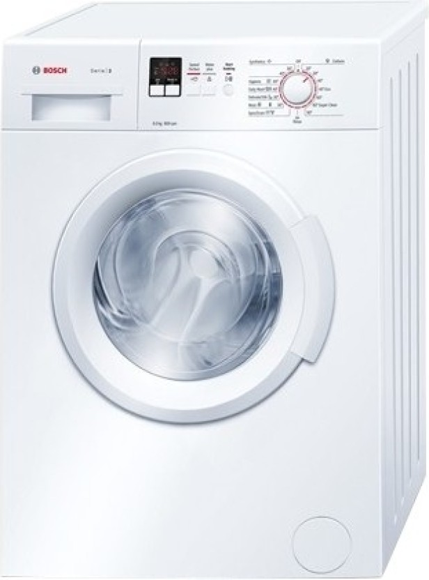 Bosch wab16160in 6 kg fully automatic washing machine for Bosch outlet store