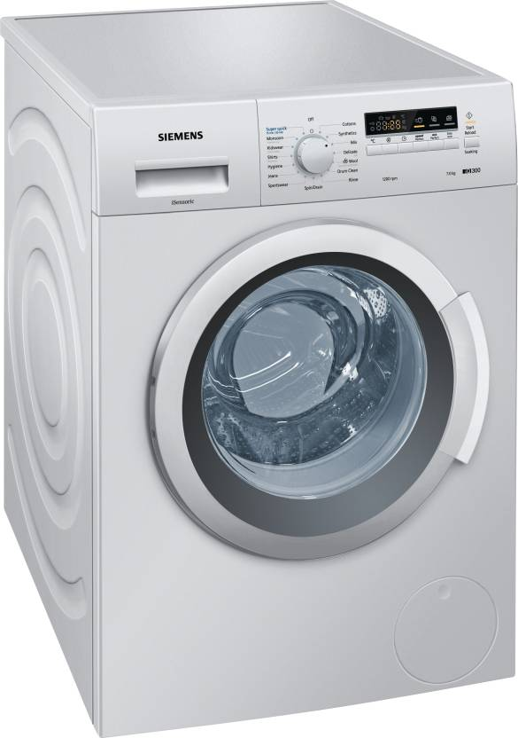 Siemens 7 kg Fully Automatic Front Load Washing Machine (WM12K168IN)