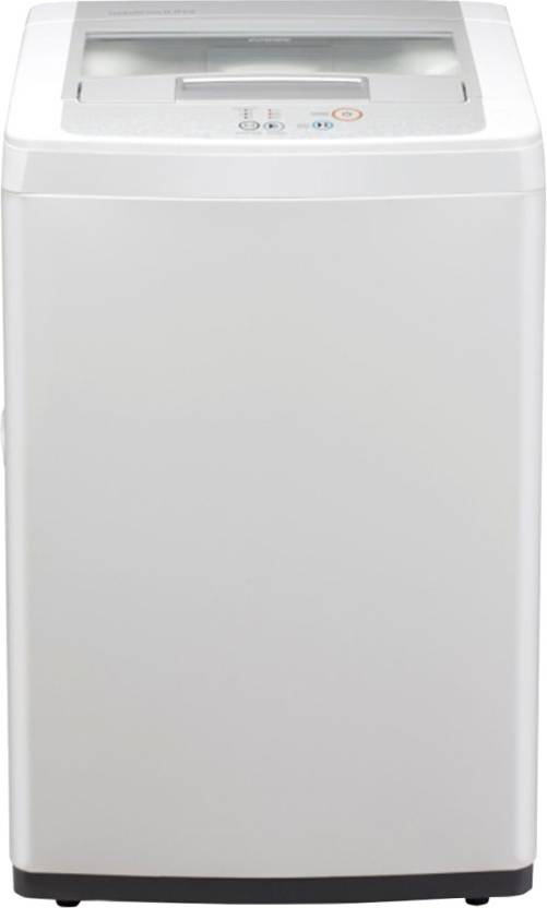 LG 6 kg Fully Automatic Top Load Washing Machine White