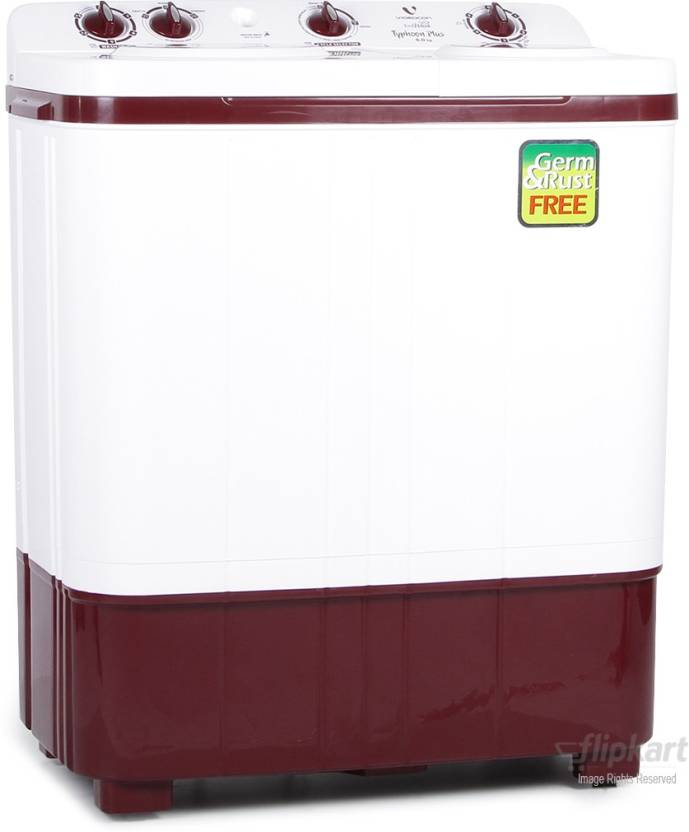 Videocon 6 kg Semi Automatic Top Load Washing Machine
