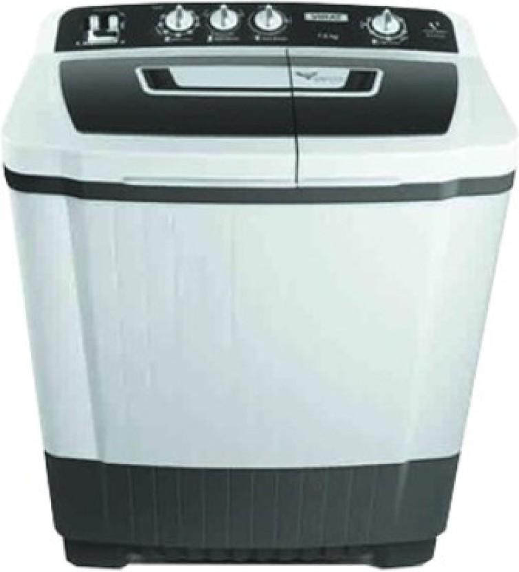videocon 7 8 kg semi automatic top load washing machine price in rh flipkart com Haier Washing Machine Best Top Load Washing Machine