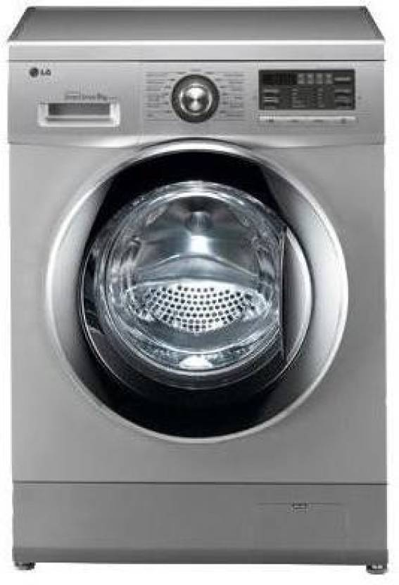 LG 8 Kg F1496TDP24 Fully Automatic Front Load Washing Mac...