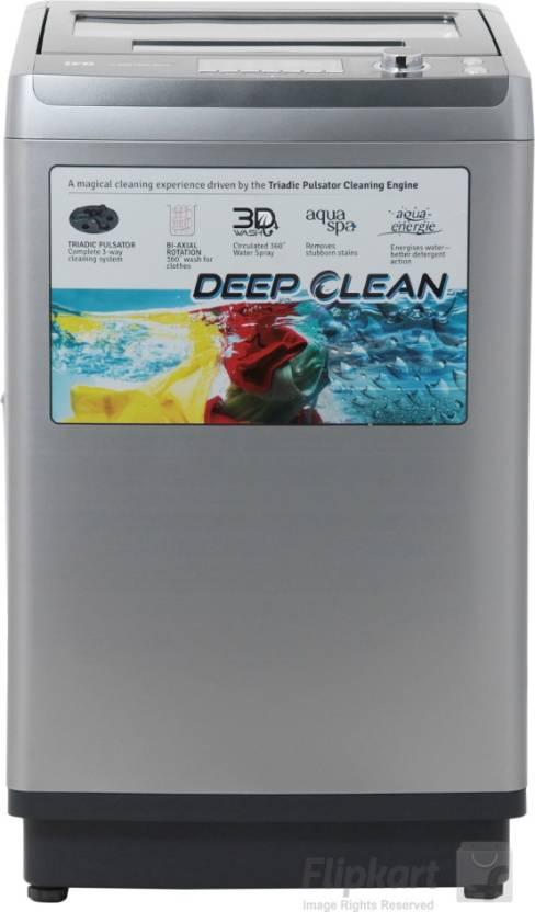 IFB 7 kg Fully Automatic Top Load Washing Machine Grey TL SDG / SGDG 7.0KG AQUA