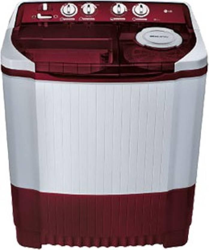 LG 7.2 kg Semi Automatic Top Load Washing Machine (P8239R3SA)
