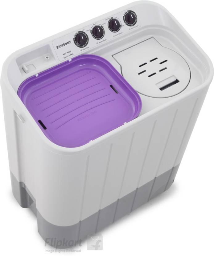 Samsung 6.5 kg Semi Automatic Top Load Washing Machine