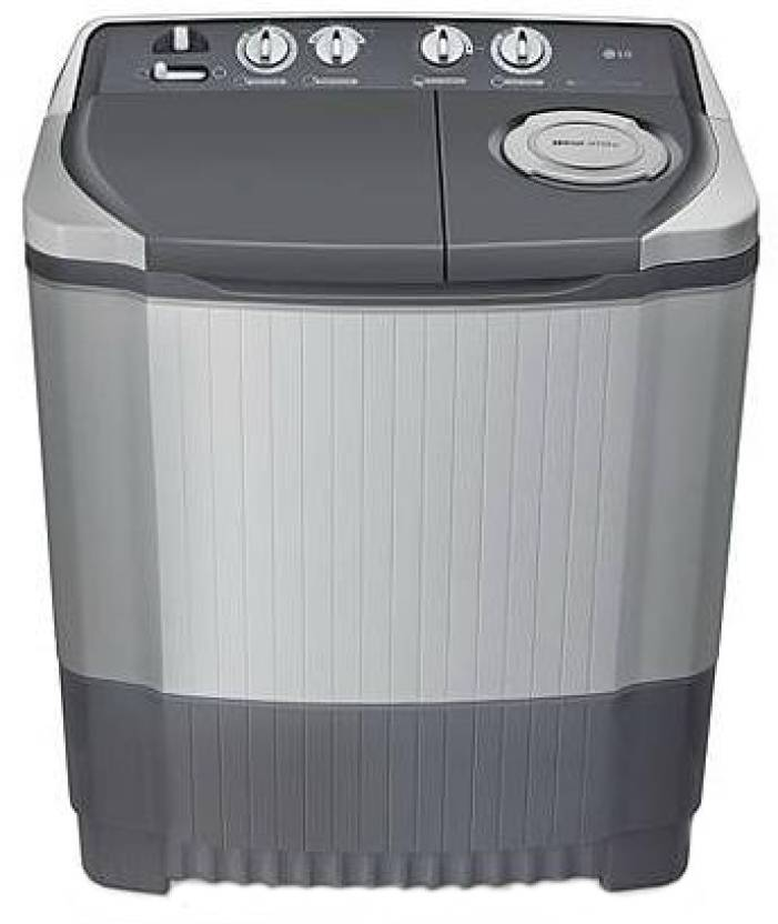 LG P8035R3S Semi-Automatic 7 kg Washer Dryer