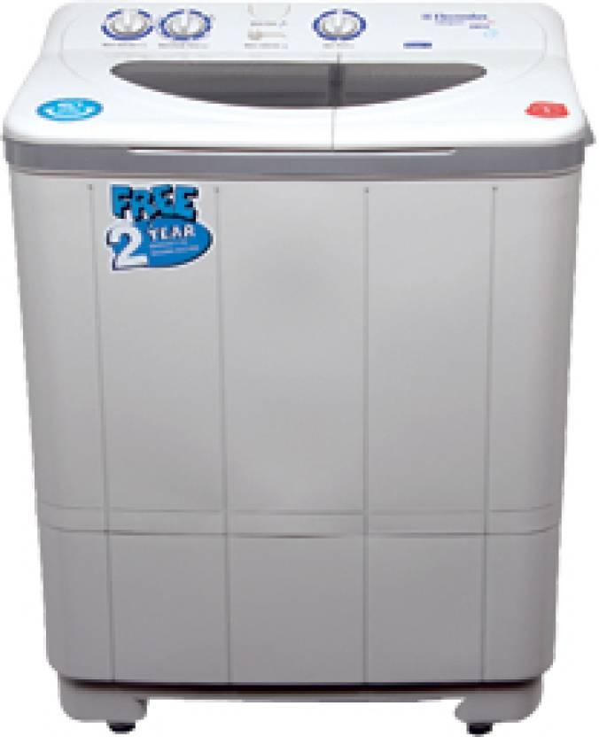 Electrolux Elle-ES70ELGL Semi-Automatic 7 kg Washer Dryer