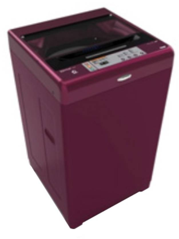 Whirlpool 1-2-3 700h (Wine-Red) Automatic 7 kg Washer Dryer