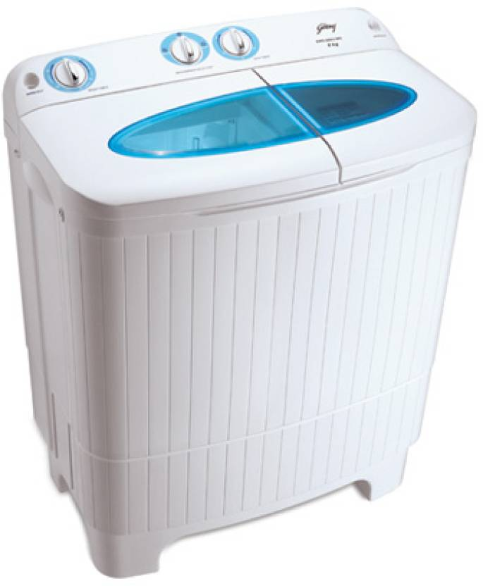 Godrej GWS 6001 PPI Semi-Automatic 6 kg Washer Dryer