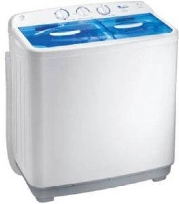 Whirlpool Superwash SPIN801 Semi-Automatic 8 kg Washer Dryer