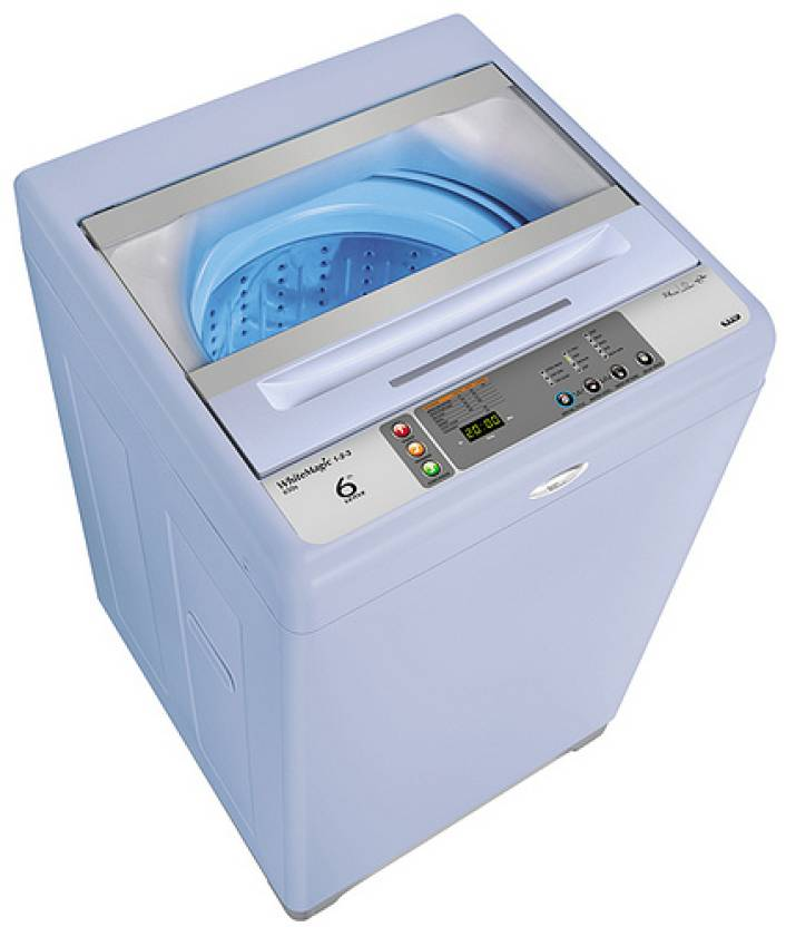 Whirlpool 1-2-3 650d Automatic 6.5 kg Washer Dryer