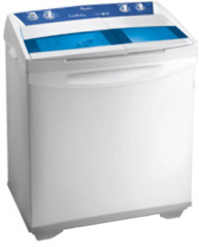 Whirlpool SuperWash XL I-72s Semi-Automatic 7.2 kg Washer Dryer
