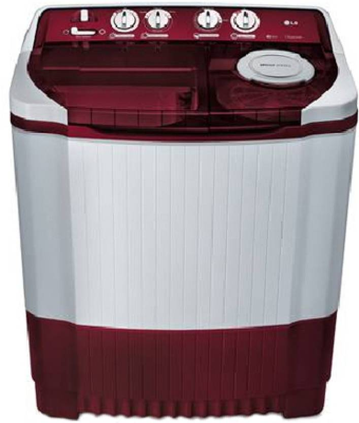 LG P7553R3S Semi-Automatic 6.5 kg Washer Dryer