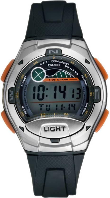 Casio I068 Youth  Digital Watch  - For Men