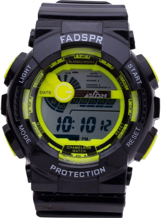 A Avon PK_627 Sports Heavy Duty Watch - For Men - Buy A Avon PK_627