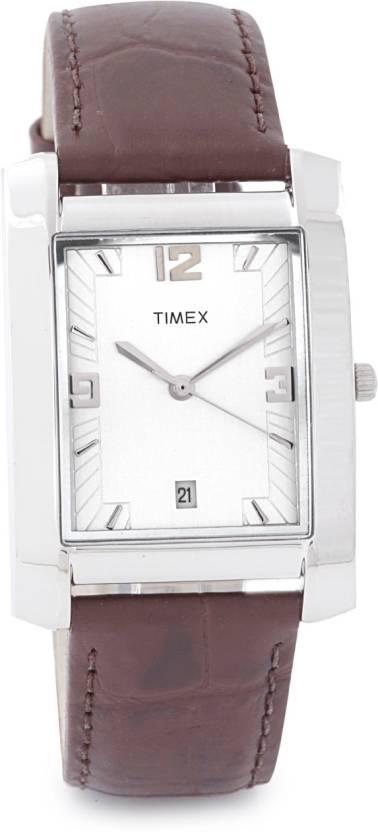 Timex BU01 Fashion Watch  - For Men