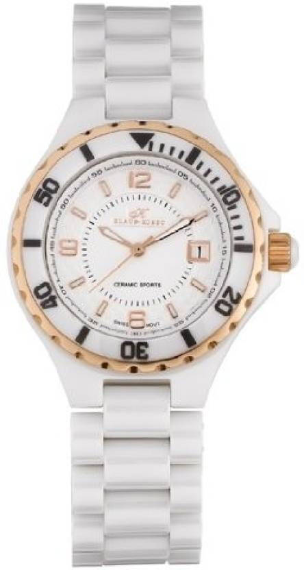 Klaus Kobec CS04 Analog Watch  - For Women