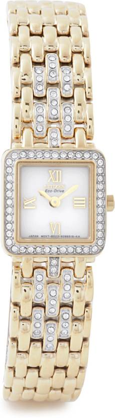 Citizen EW9792 - 58A Eco-Drive Analog Watch  - For Women