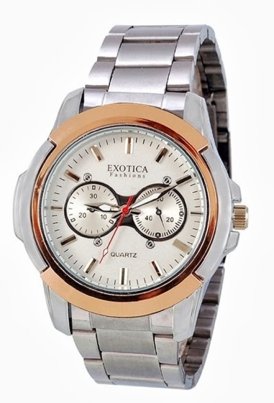 Exotica fashions analog watch for men 1