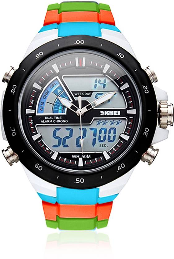 Skmei S1M Analog-Digital Watch  - For Men