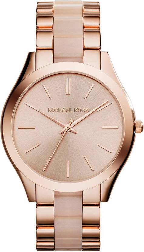 807224e15e39 Michael Kors MK4294 SLIM RUNWA Watch - For Women - Buy Michael Kors MK4294  SLIM RUNWA Watch - For Women MK4294 Online at Best Prices in India