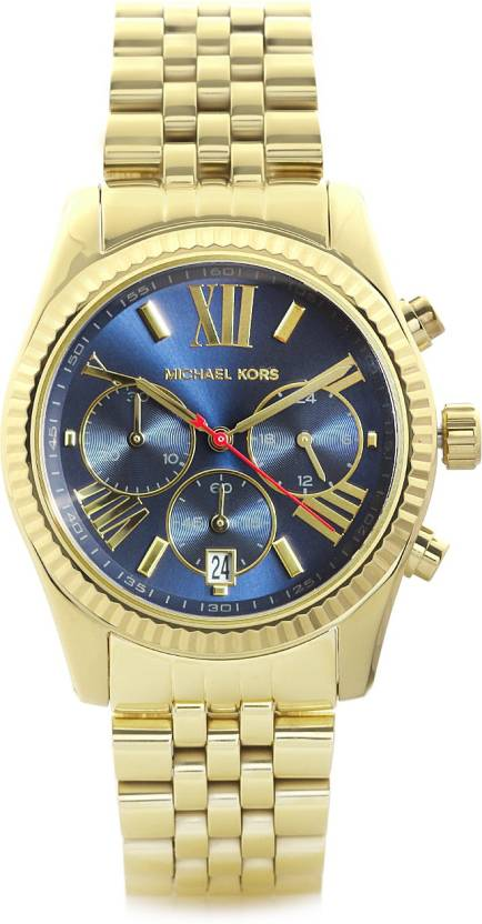 a5d5311ec1b8 Michael Kors MK6206 LEXINGTON Watch - For Women - Buy Michael Kors ...