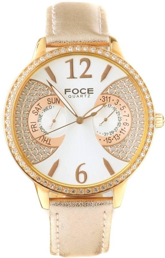 09cc3e2098d Foce F467LRLW Watch - For Women - Buy Foce F467LRLW Watch - For Women  F467LRLW Online at Best Prices in India