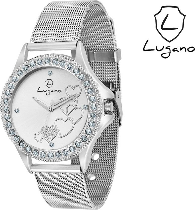 Lugano DE2022LG Watch - For Women